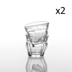 Tipsy Classic 25 cl - Box of 2 Glasses | Clear