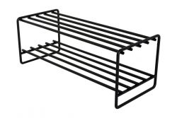 Shoe Rack Clint | Black
