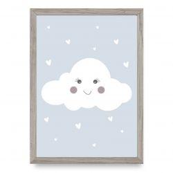 Plakat | Himmel | Blau