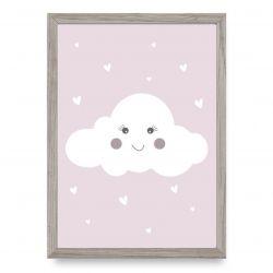 Poster | Himmel | Pink