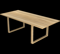 Essay Table | Oak