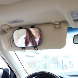 Portable Make Up Mirror for Car