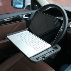 Laptop Desk For Car | Black