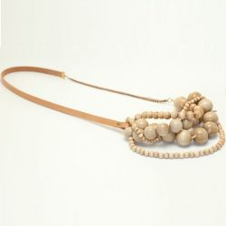 Bari Necklace Natural