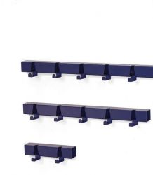 Coatrack By The Meter | Blauw