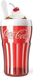 Schneematsch- und Schüttelmacher Coca Cola | Rot