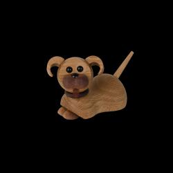 Figure en Bois | Coco