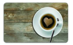 Brotschneidebrett | Coffee Heart