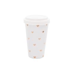 Mug To Go | Hearts