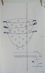 Tea Towel Collander