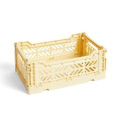 Colour Crate | Light Yellow