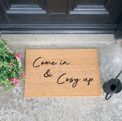 Doormat | Come In & Cosy Up