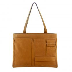 Reversible Shoulder Bag Concorde | Brown