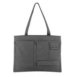 Reversible Shoulder Bag Concorde | Grey
