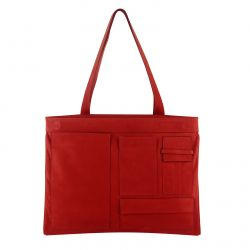 Reversible Shoulder Bag Concorde | Red