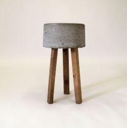 'Earth' Stool