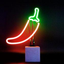 Neon Lamp Beton | Peper