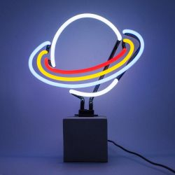 Neon Lamp Beton | Saturnus
