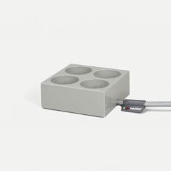 Mehrfachsteckverbinder | Grau