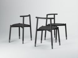 Stick Chair - Smoke