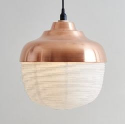 Pendant Lamp The New Old Light L | Copper
