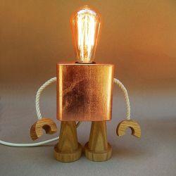 Robo Lamp | Copper