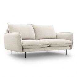 Sofa VIENNA | 2 Sitze | Hell Beige
