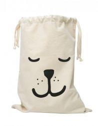 Fabric Storage Bag | Sleeping Bear