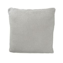 Roccamare Knitted Cushion | Beige