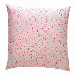 Pink Stars Cushion | Square