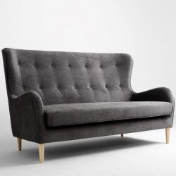 3 Seater Sofa Cozyboy | Storm Grey