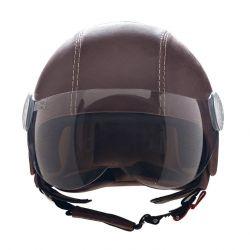 Helmet Vintage Brown