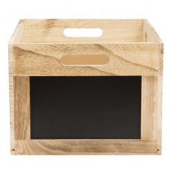 Crate Wood / Chalkboard