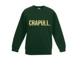 Kids Sweater Crapull | Green