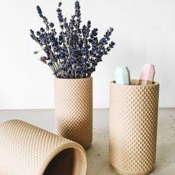 Pot à Crayon en Bois Piko
