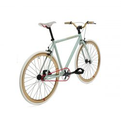 Create Bikes | Mint - Gold