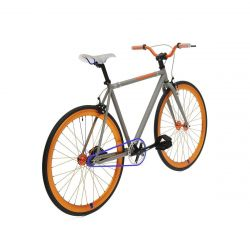 Create Bikes | Grey - Orange
