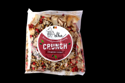 Crunch 150 g 3er-Set | Erdbeere Kokosnuss