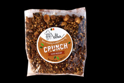 Crunch 150 g Set of 3 | Chocolate Hazelnut