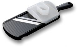 Ceramic Julienne Mandoline Slicer | Black
