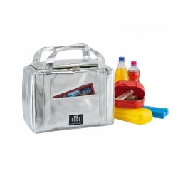 Cooler Bag City Medium | Silver