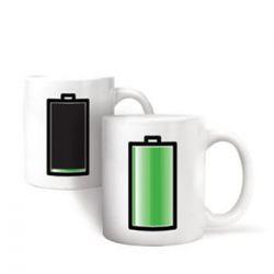 Veranderende Mok Batterij