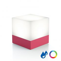CUBE | Fluo Pink