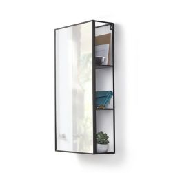 Mirror & Storage Unit Cubiko