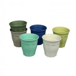Tassen Tasse voll Farbe M 6er-Set | Breeze