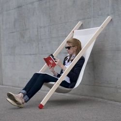 Curt Deck Chair