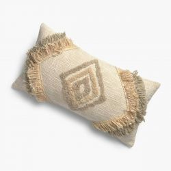 Cushion Cover Joana 30 x 60 cm | Off-White