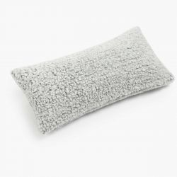 Cushion Cover Tedy 30 x 60 cm | Grey