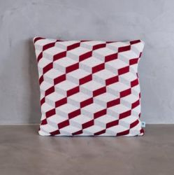 Cushion Cover Azulejo Aveiro | Rosewood