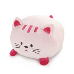 Cushion Kitty | Pink Polyester